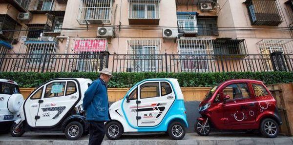 На Китай приходится 50% мировых продаж электромобилей