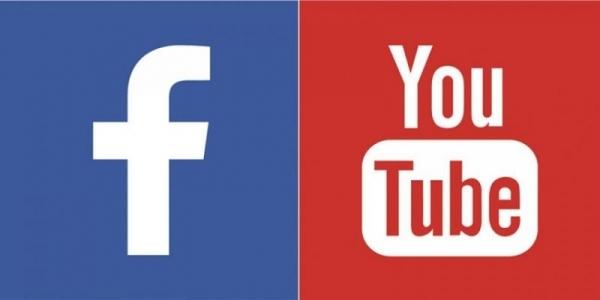 Facebook и YouTube доминируют среди социальных медиа в США