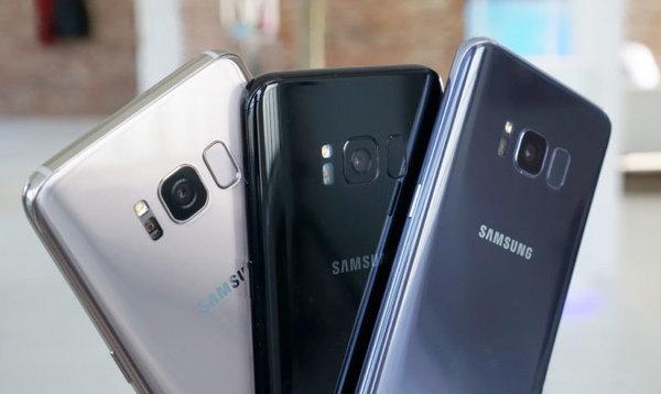 Продажи Samsung Galaxy S8 и S8+ превысили 5 миллионов