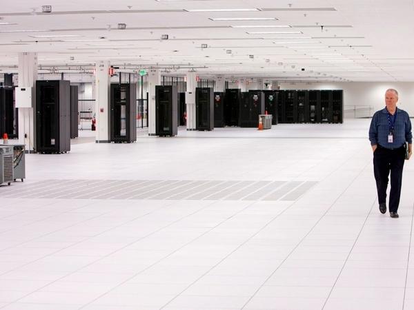 IBM построит четыре новых дата-центра в Великобритании