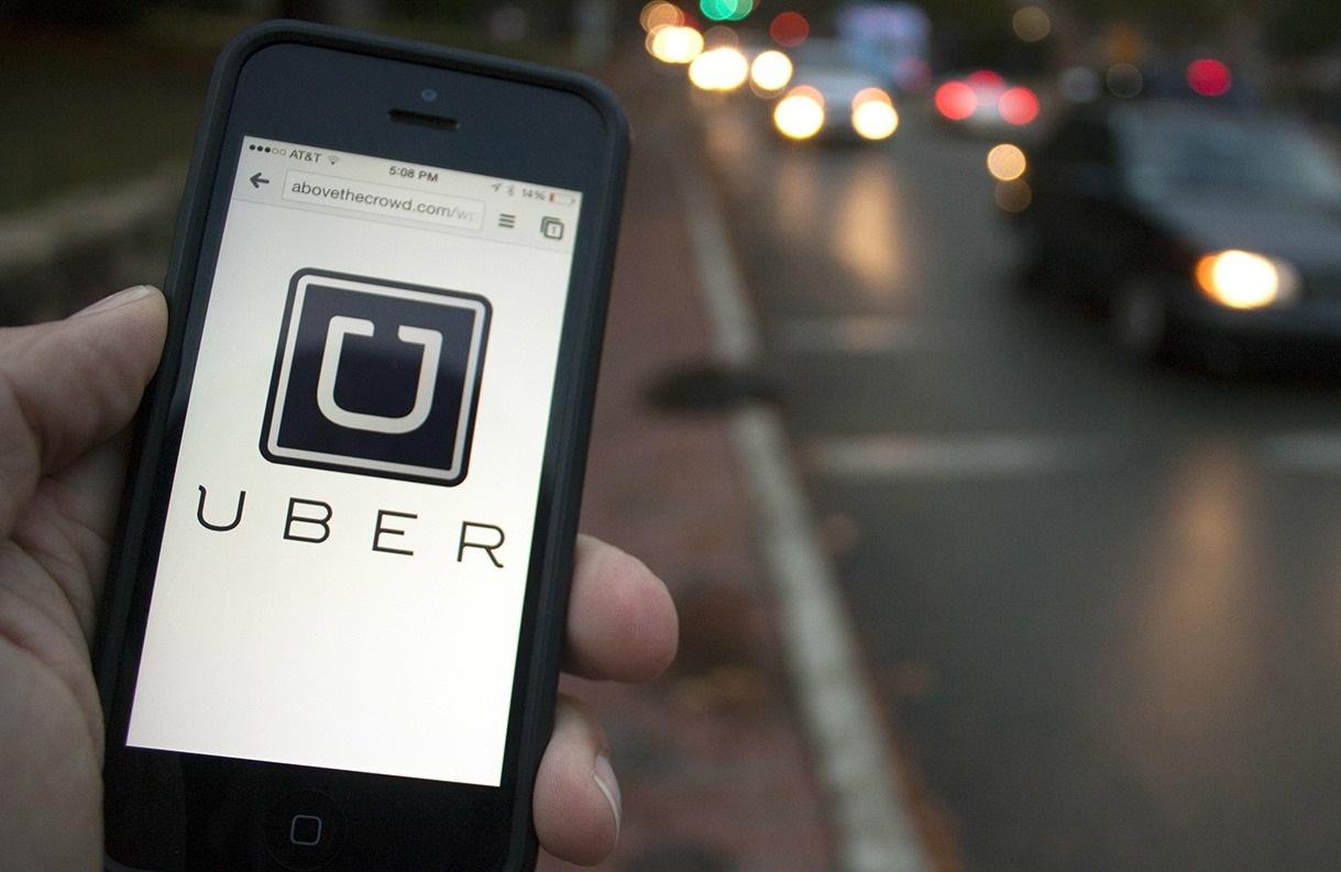 Российский партнер Uber открыл вакансию для водителей в Киеве
