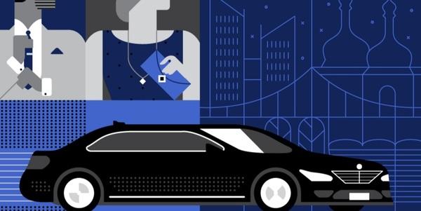Uber запускает премиум-услугу UberBLACK в Киеве