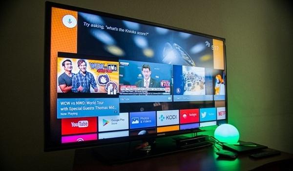 Цифровой помощник Google Assistant появится на смарт-телевизорах и TV-приставках