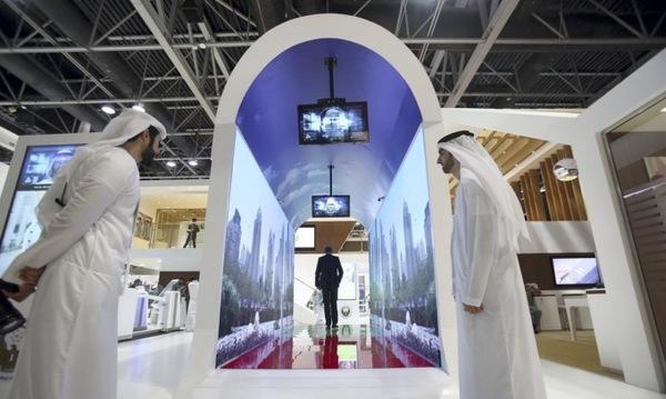 В аэропорту Дубая появится «умный» тоннель с системой распознавания лиц