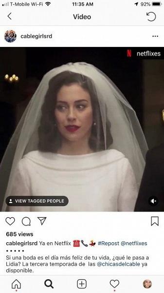 Instagram разрешит отмечать друзей на видео