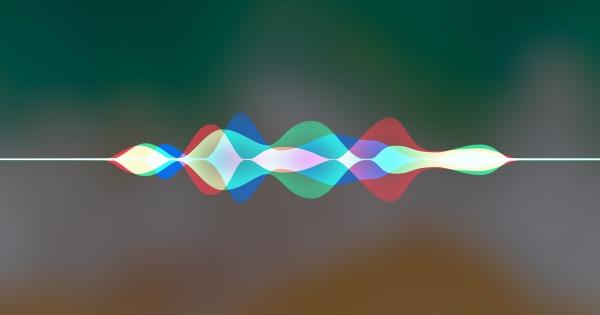 Общаться с Siri на людях станет проще