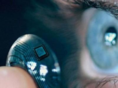 Samsung научит контактные линзы накапливать энергию