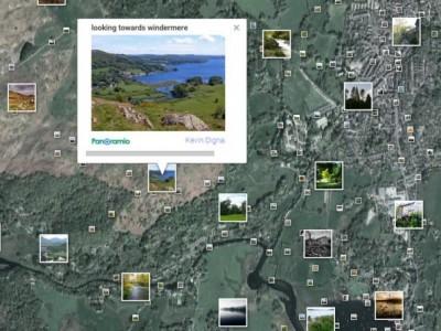 Google закрывает сервис Panoramio