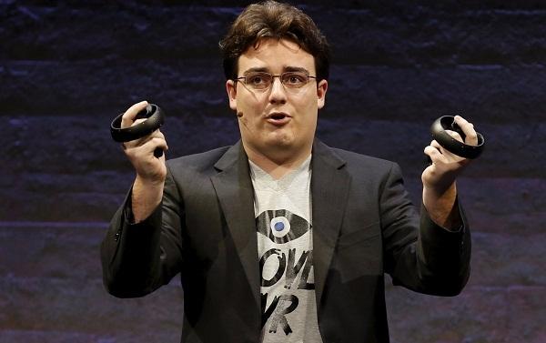 Создатель Oculus Rift Палмер Лаки покинул Facebook