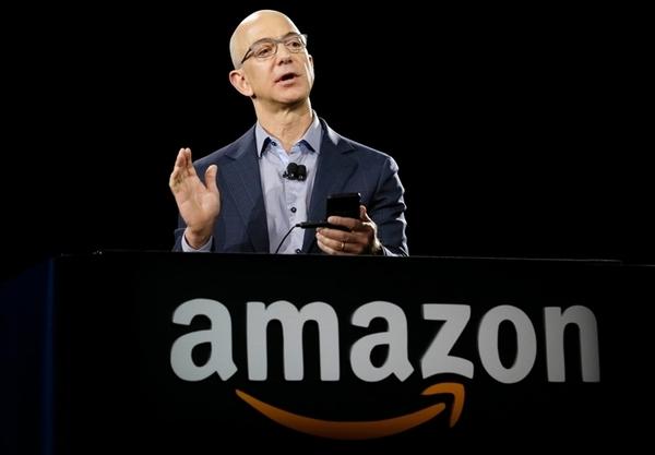 Чистая прибыль Amazon сократилась в четыре раза