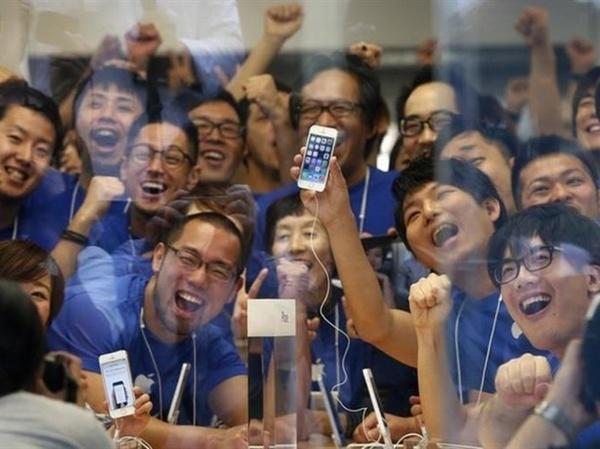Китай опередил США по сумме трат в App Store