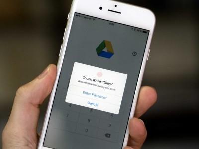 Google Drive для iPhone будет делать резервные копии фотографий