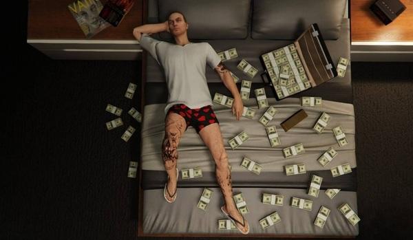 Создатели GTA Online заработали миллиард долларов только на донате