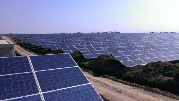 В Винницкой области построят мощную солнечную электростанцию