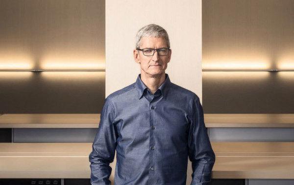 За ланч с главой Apple заплатили почти $700 тысяч