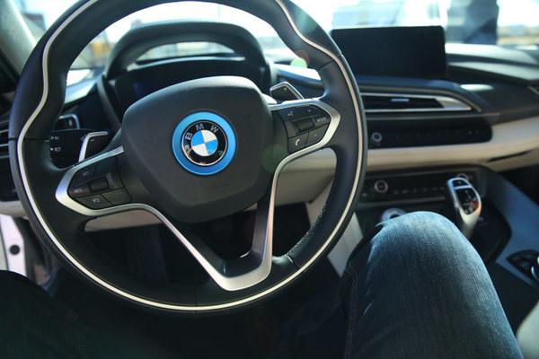BMW и Intel будут совместно разрабатывать самоуправляемые автомобили
