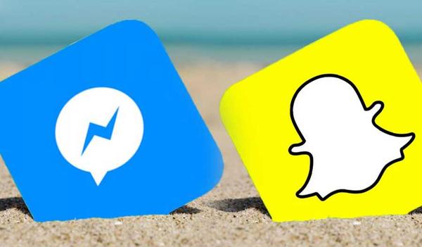 Facebook Messenger скопировал очередную функцию Snapchat