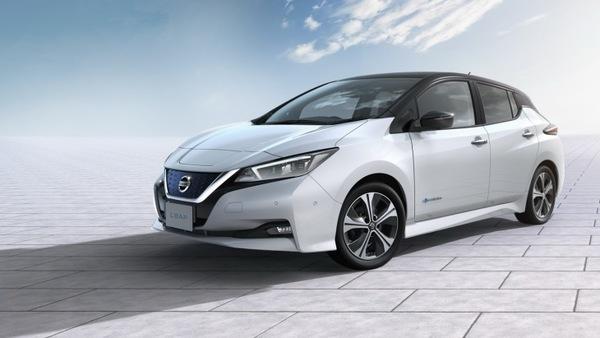 Nissan официально представил электрокар Leaf нового поколения