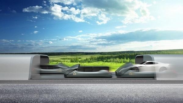 Выходец из SpaceX и Hyperloop One представил концепт скоростных дорог