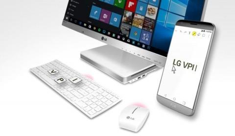 LG выпустил приложение, позволяющее управлять компьютером со смартфона