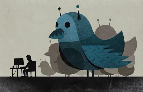 Порядка 48 миллионов аккаунтов в Twitter могут быть ботами