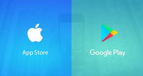 App Store приносит в два раз больше денег, чем Google Play