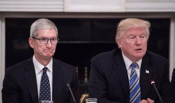 За полгода президентства Трампа Apple потратила на лоббирование законов рекордные средства