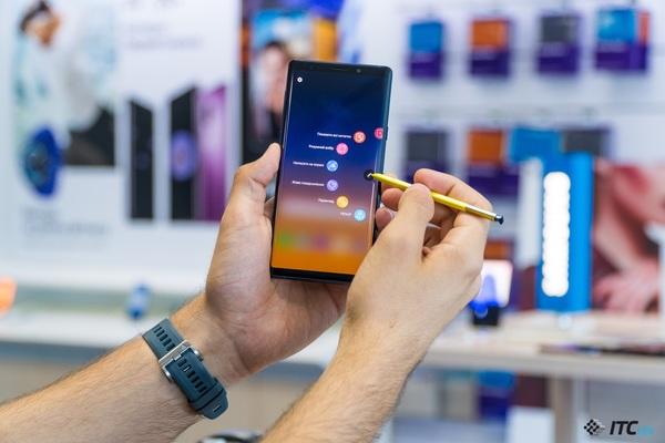 Samsung уже приступил к разработке Galaxy Note 10