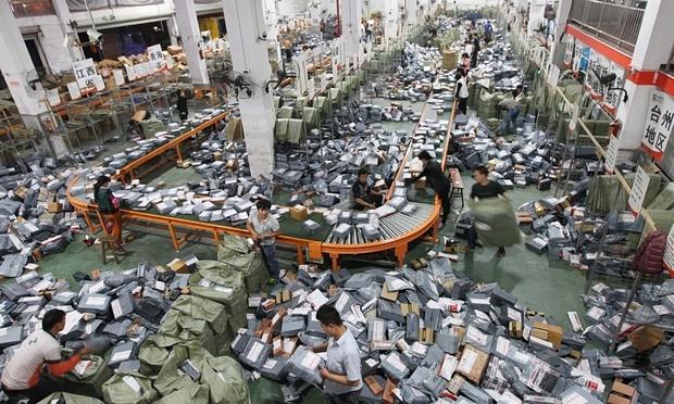 Alibaba рапортует о рекордных продажах в «День холостяка»