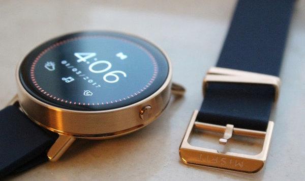 Misfit представила свои первые смарт-часы