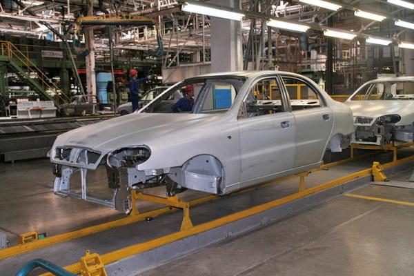 В Украине будут производить электрические  Daewoo?