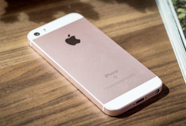 iPhone SE возглавил рейтинг по степени удовлетворенности американских пользователей