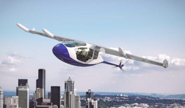 Rolls-Royce тоже разрабатывает летающее такси