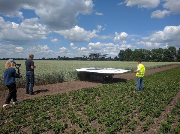 Украинский стартап начинает поставку агродронов в США