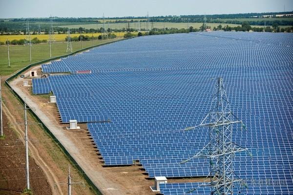 За 3 года в Винницкой области построят 14 солнечных электростанций