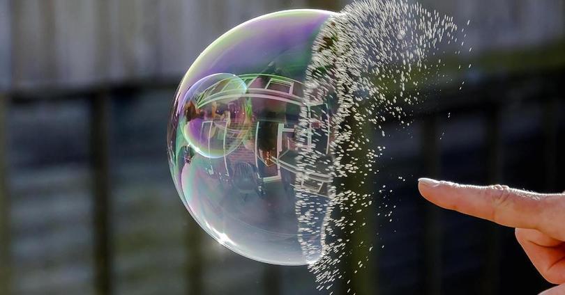 Предложен алгоритм для разрушения информационных пузырей