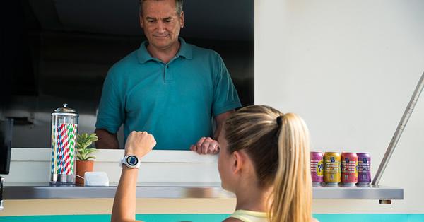 В смарт-часах Garmin появится функция платежей