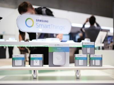 Samsung разработал операционную систему для телевизоров под интернет вещей