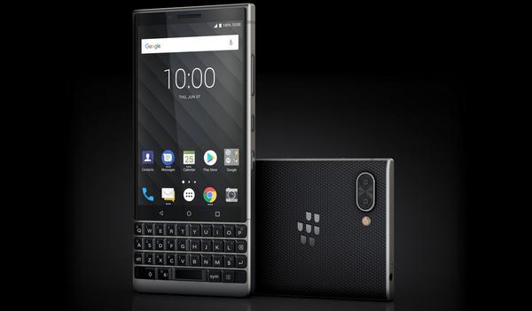 BlackBerry снова выпускает смартфон с аппаратной клавиатурой