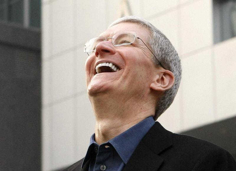 Тим Кук занял третью строчку рейтинга самых влиятельных людей мира по версии Bloomberg