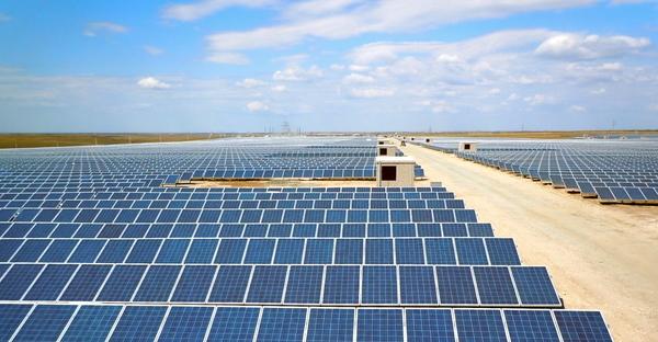 В Запорожье построят солнечную станцию мощностью 50 МВт