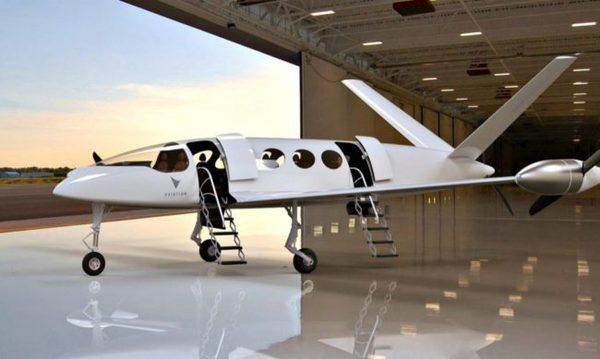 Израильский стартап Eviation запустит аэротакси в 2019 году