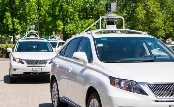 В США легализовали беспилотные автомобили