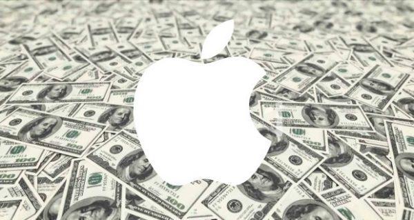 В прошлом квартале Apple заработала больше, чем Amazon за все время работы
