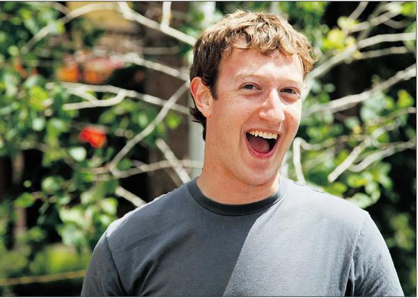Марк Цукерберг был назван журналом Fortune бизнесменом года