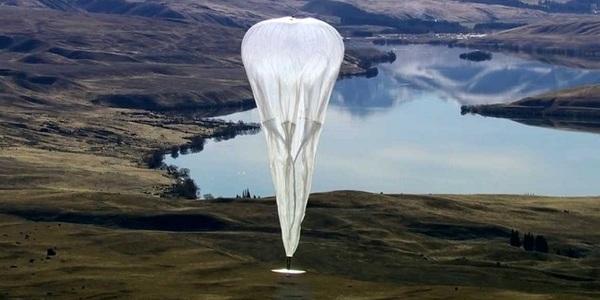 Alphabet впервые использовал воздушные шары для раздачи интернета в зоне бедствия