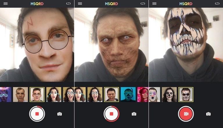 скачать приложение маски бесплатно