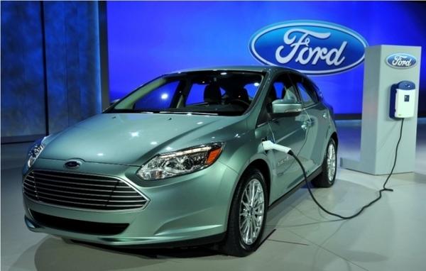 Ford инвестрирует $11 млрд в электромобили