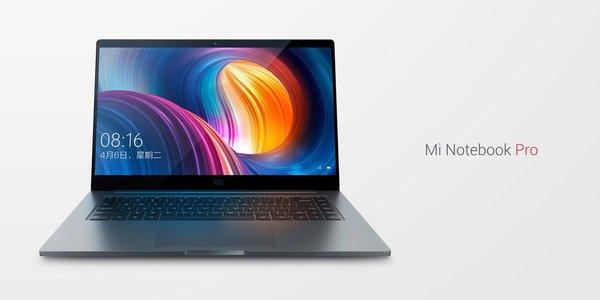 Xiaomi представила конкурента MacBook Pro на новых процессорах Intel