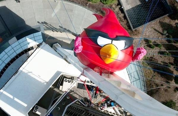 Создатель Angry Birds решил выйти на биржу